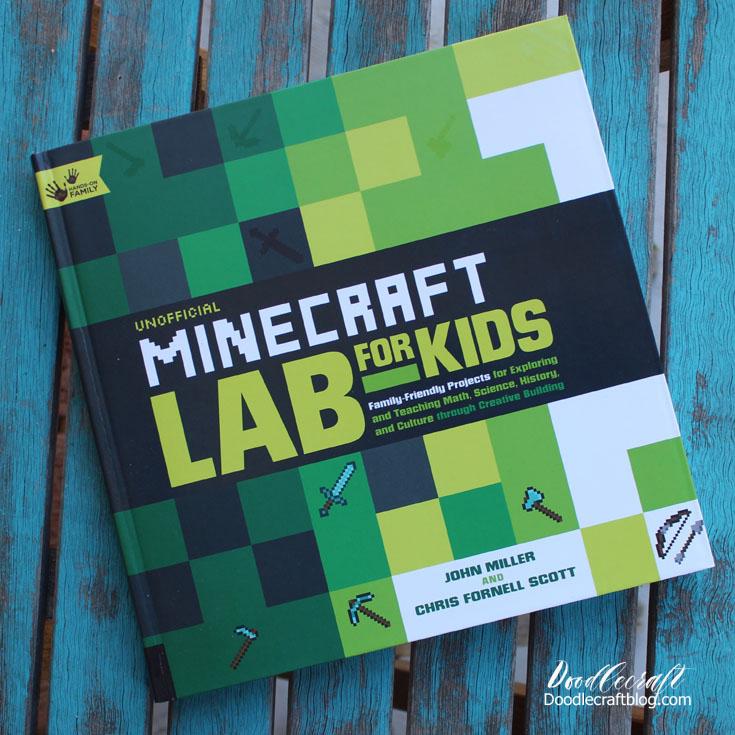 Doodlecraft Minecraft Lab For Kids Book Review
