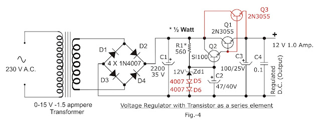 electronic circuits  power supply design