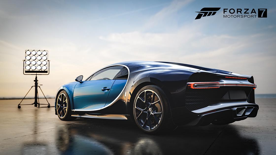 Update Maret Forza Motorsport 7, Menambahkan Spectate Ticker