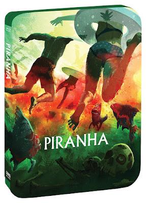 Piranha 1978 Blu Ray