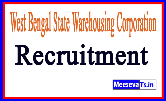 West Bengal State Warehousing Corporation WBSWC Recruitment