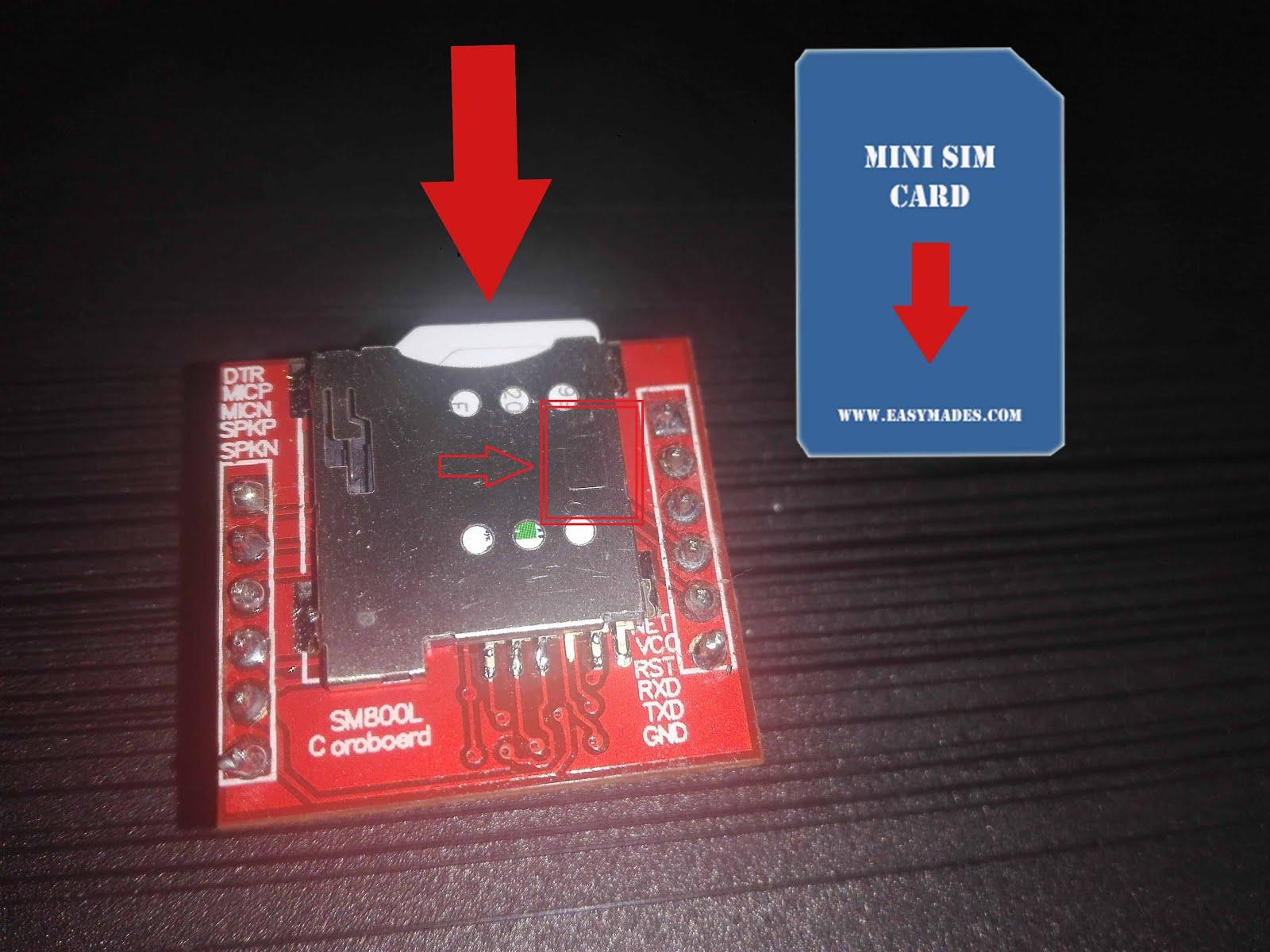 Sim800l Led Blink