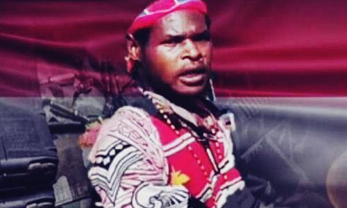 Biodata Egianus Kogoya Si Pemimpin KKB OPM Otak Pembantaian di Papua
