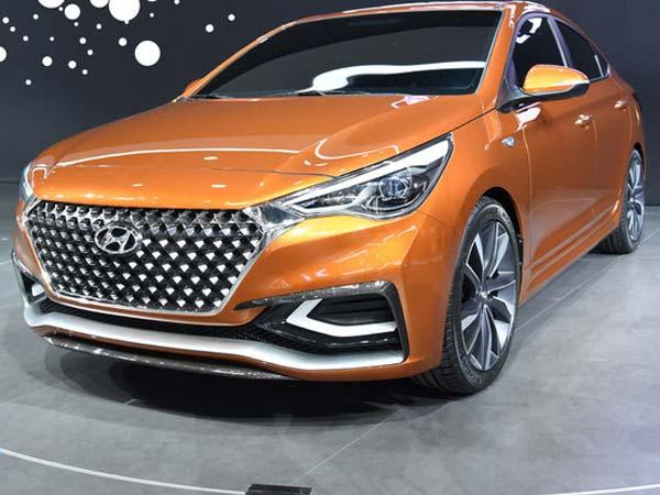 Next-Gen 2017 Hyundai Verna Hd Images'''