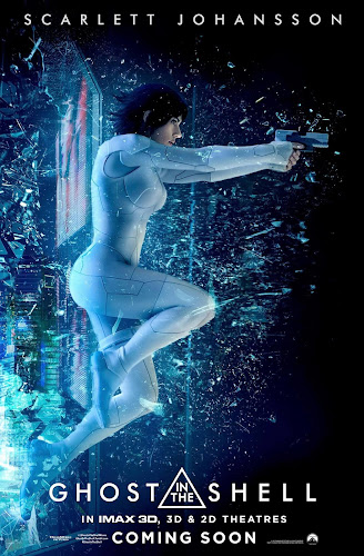 Ghost in the Shell (BRRip 720p Dual Latino / Ingles) (2017)