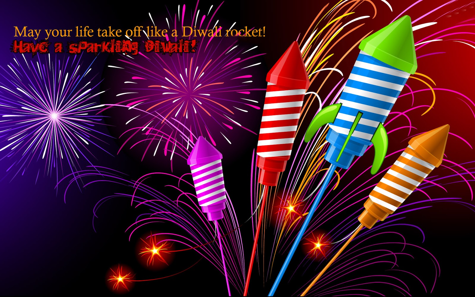 Happy diwali 2013 happy diwali fireworks and crackers hd - Hd wallpaper happy diwali ...