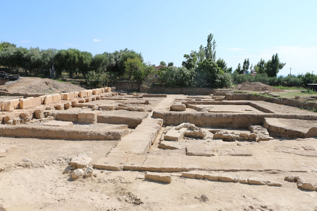 Finds in Amarynthos confirm sanctuary belonged to Artemis