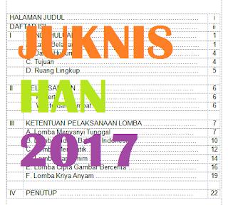 Kegiatan Hari Anak Nasional setiap tahn diselenggarakan Geveducation: Juknis Lomba Hari Anak Nasional Kabupaten Lumajang