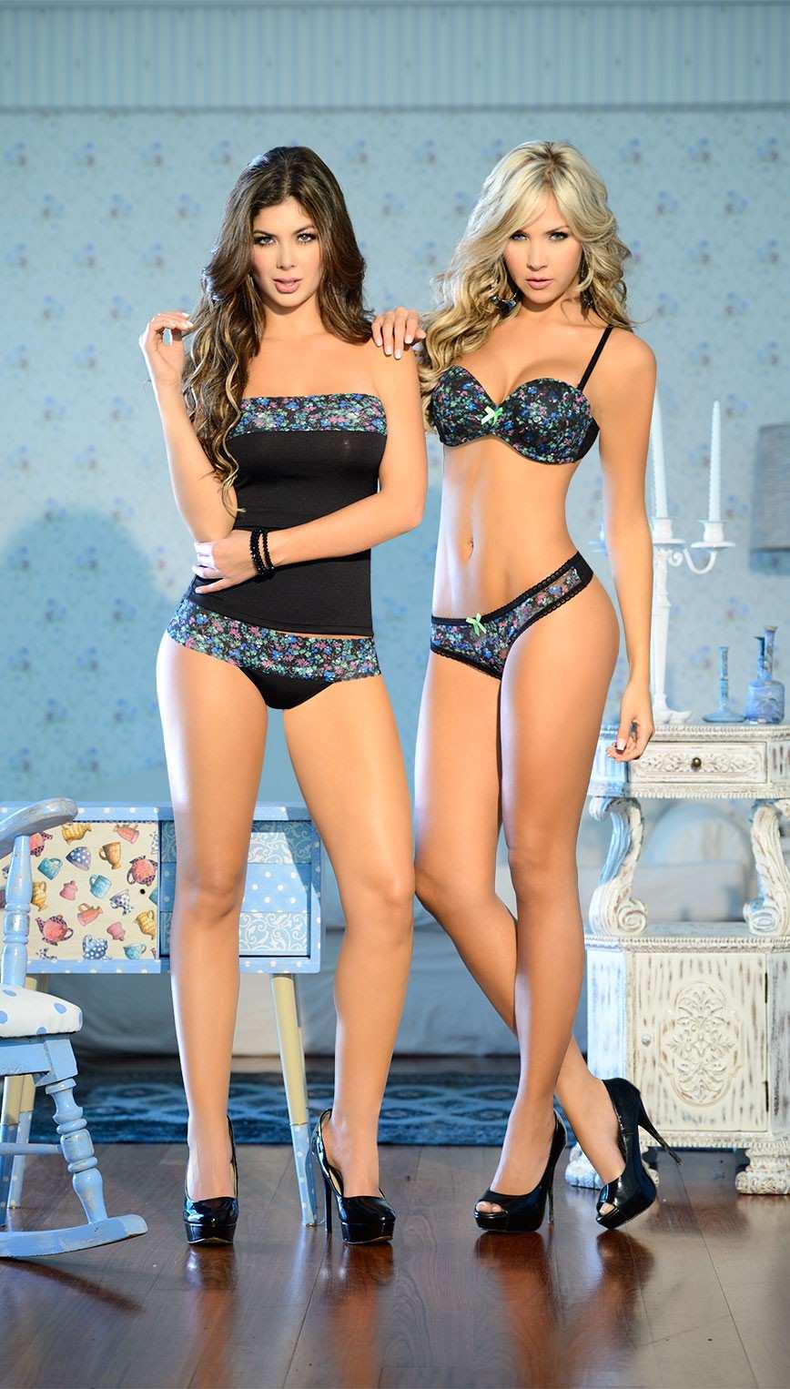 Liliana Henao y Mariana Davalos Foto 1