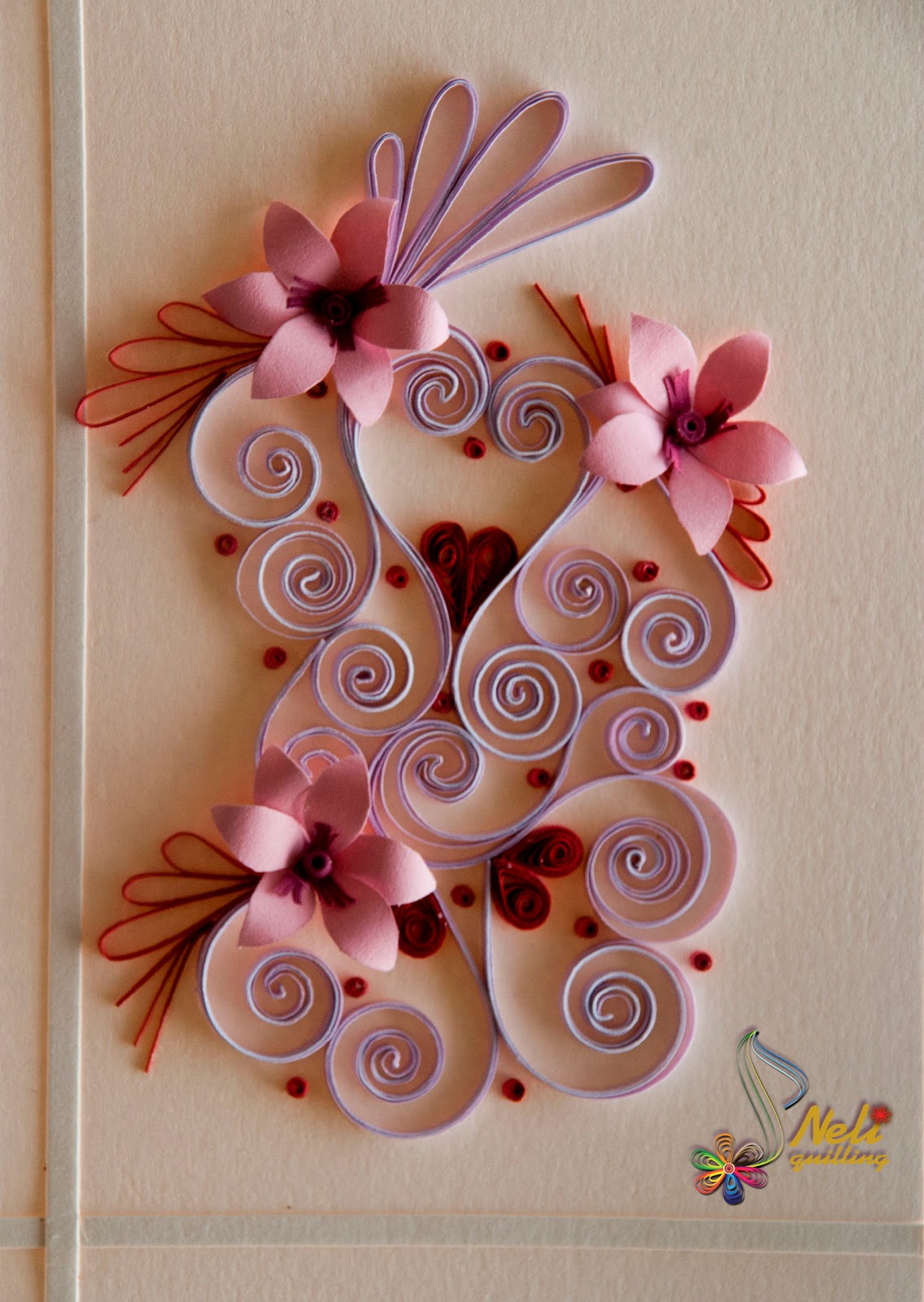 love arts and crafts ideas neli quilling quilling cards with 2 6896