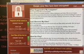 Cara Menghindari Virus Ransomware WannaCry Cara-Cara Menghindari Virus Ransomware WannaCry