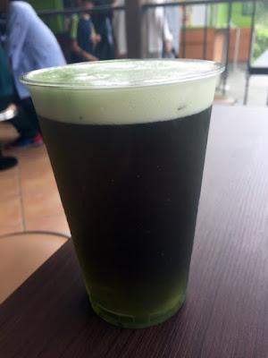 わさびビール