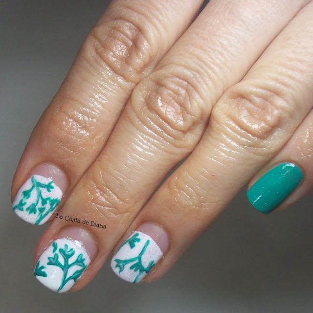 patternwednesday-nailart