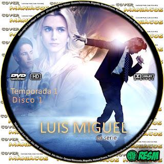 GALLETA [SERIE TV]LUIS MIGUEL LA SERIETEMPORADA 1 DISCO 1