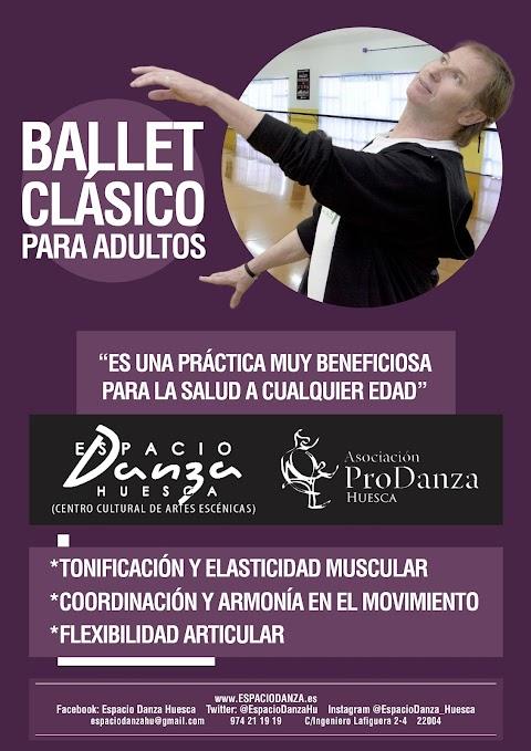 FLYER   BALLET CÁSICO PARA ADULTOS