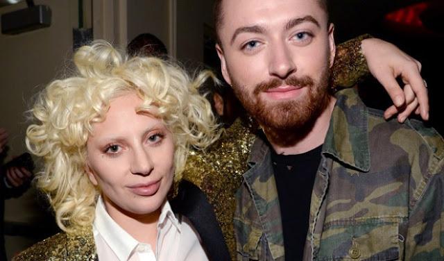 ¿Lady Gaga y Sam Smith realizaran una colaboración?