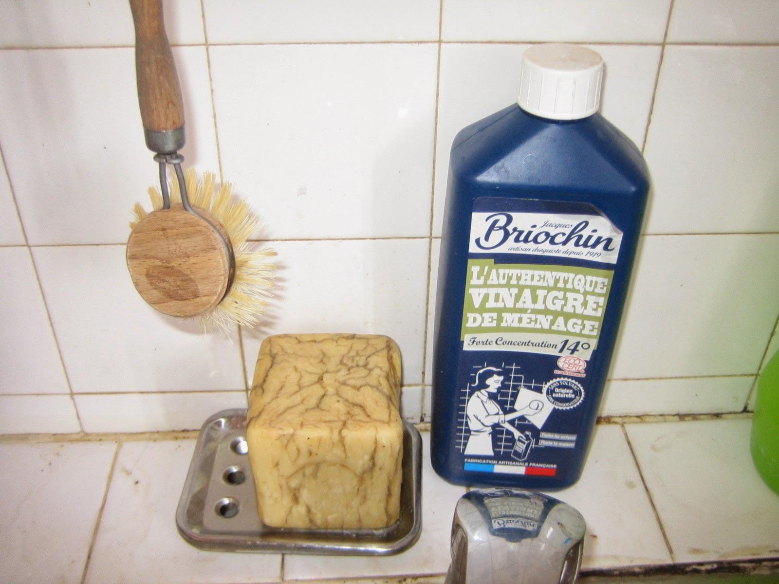 savon de marseille vaisselle