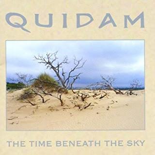 Quidam The Time Beneath The Sky
