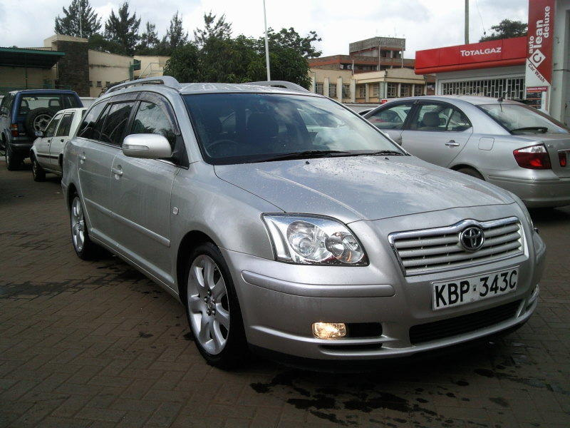 nairobimail toyota avensis 2004 for sale. Black Bedroom Furniture Sets. Home Design Ideas