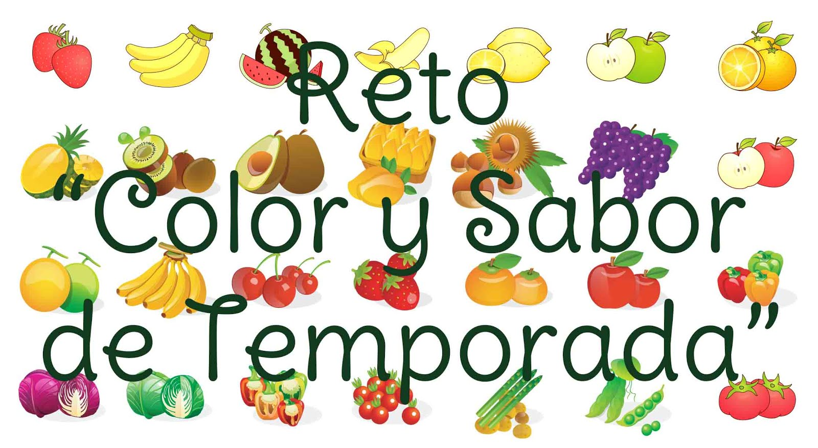 Color y sabor de temporada