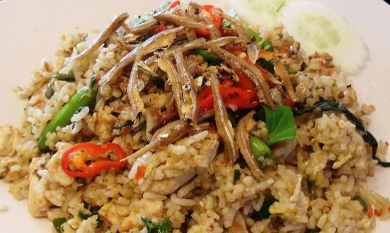 Resep Nasi Goreng Kampung Malaysia