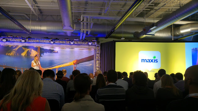Maxis Waze case study presented in Google Partners All Stars Summit
