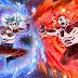 Dragon Ball Super - Flip book retrata a épica batalha final de Goku com Jiren!