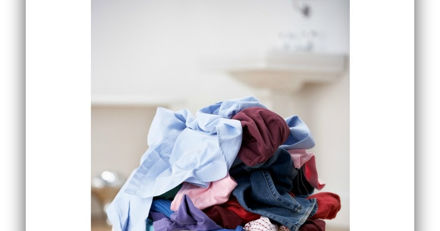 Diamonds in the rough 10 signs you may have a larger for Large family laundry