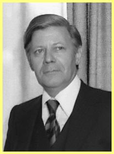 Helmut Schmidt en 1945