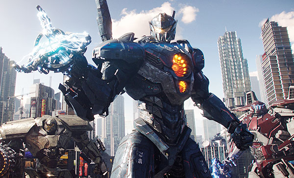 The Jaegers are back in PACIFIC RIM UPRISING (2018)