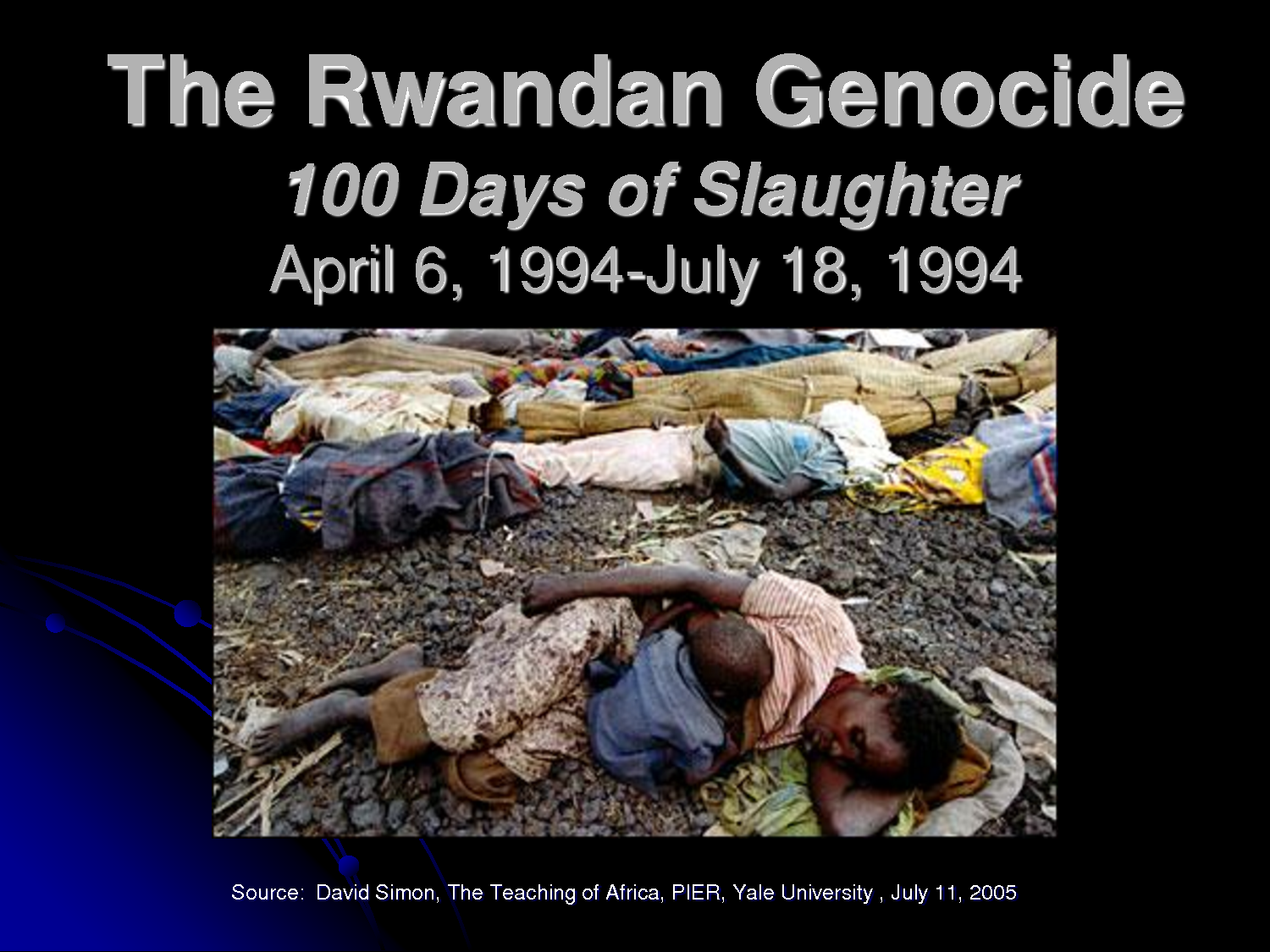 essay questions about rwanda genocide