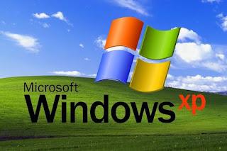 Windows xp background image.