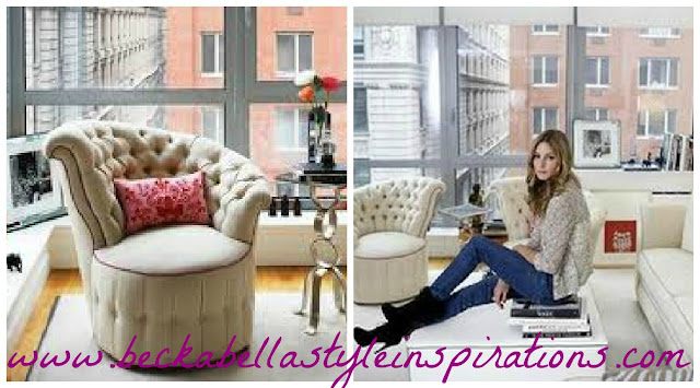 Beckabella Style Inspirations: Design Style Inspiration: Olivia ... - Olivia Palermo Apartment