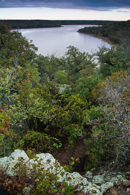 Penientiary Hollow Overlook, Lake Mineral Wells State Park