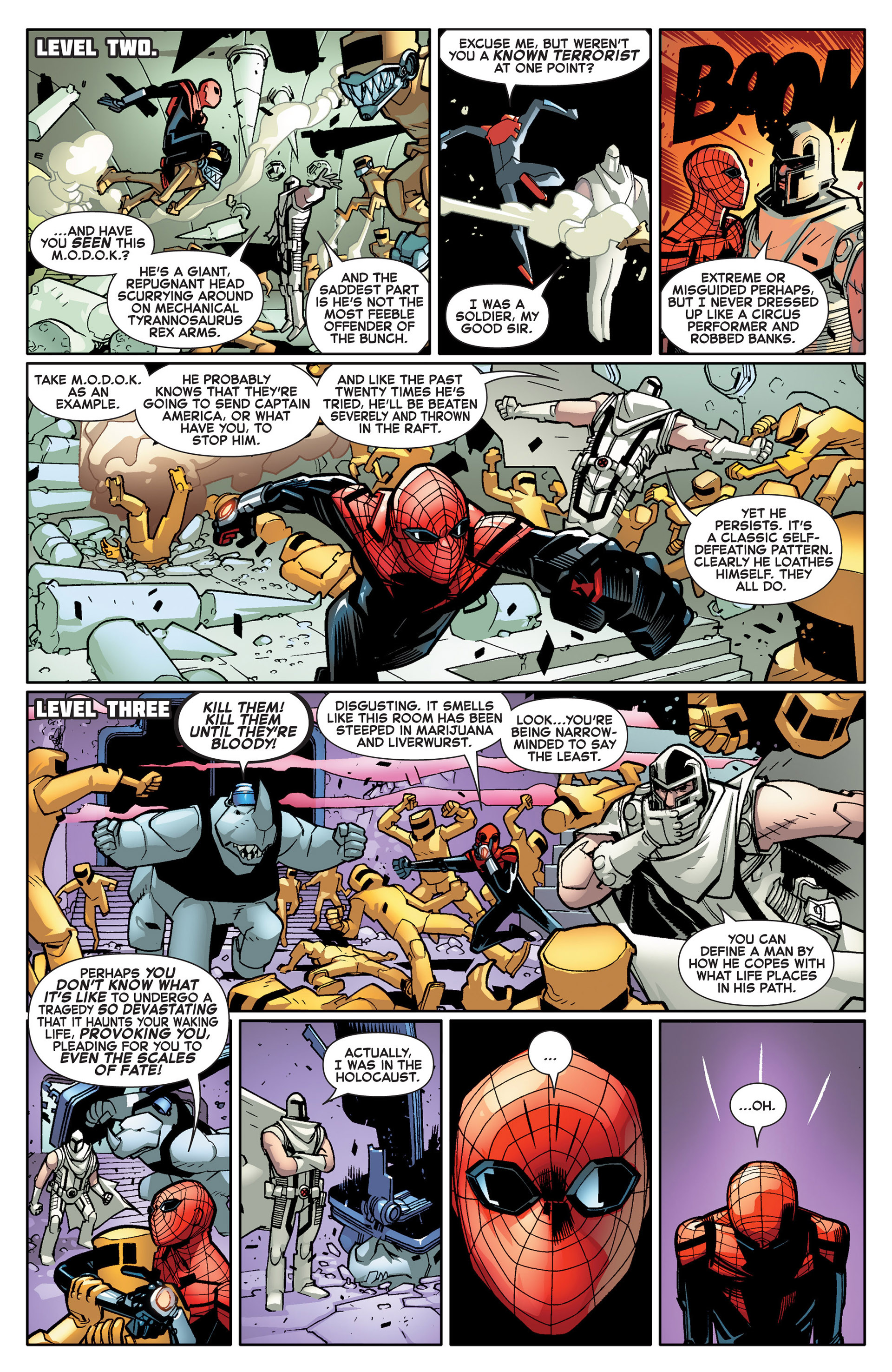 Read online A X comic -  Issue #14 - 8