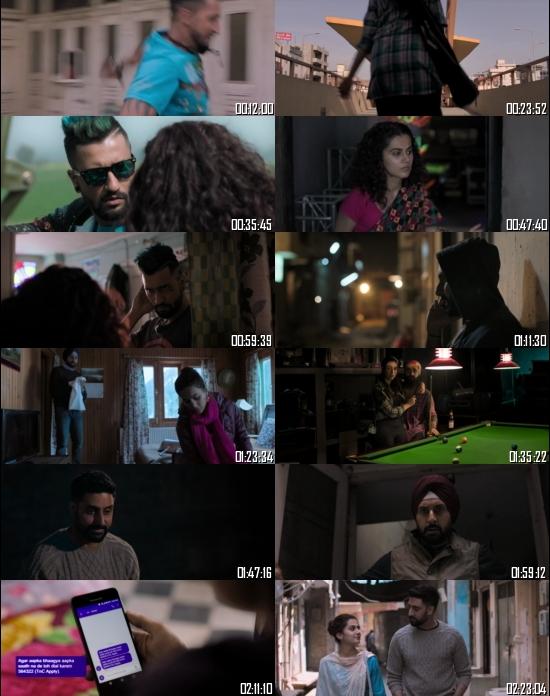 Manmarziyaan 2018 Hindi 720p 480p BRRip x264 Full Movie