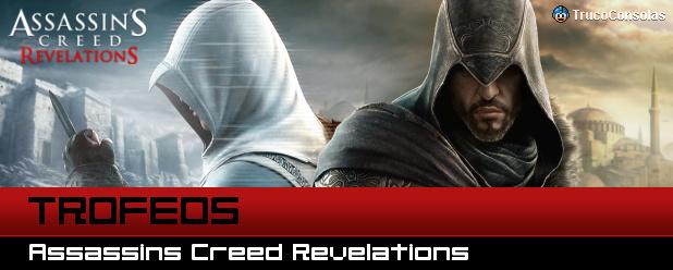 Guía de Trofeos Assassin's Creed Revelations PS3