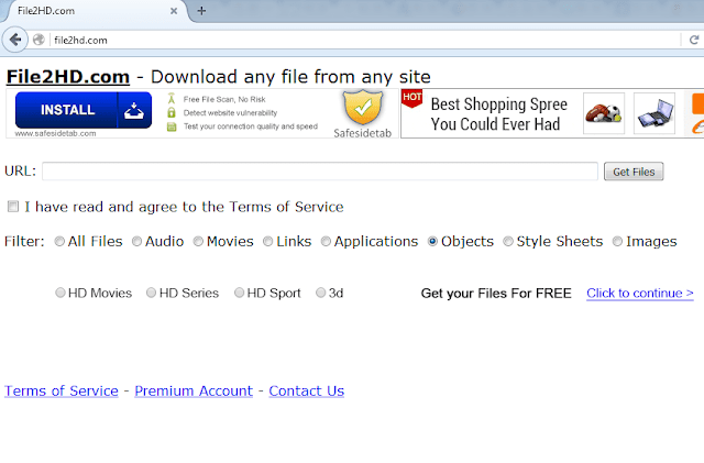 download media files from any website for free