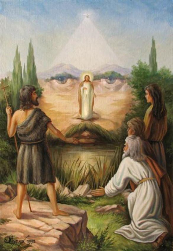 Cristo - Oleg Shuplyak - Incríveis ilusões
