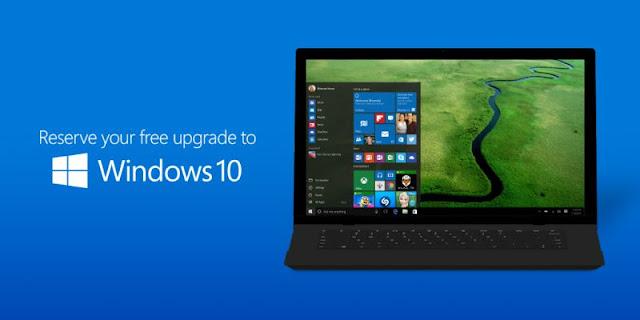 windows 10 ücretsiz yükseltme
