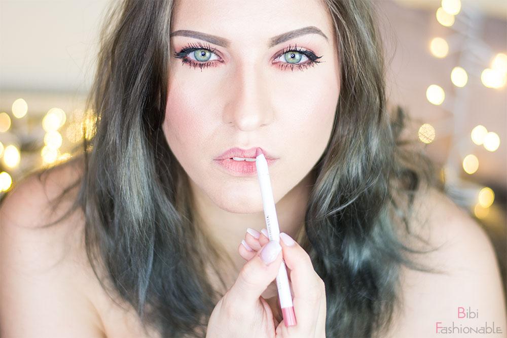 5 Schritte zur perfekten Nude-Lippe Kontur
