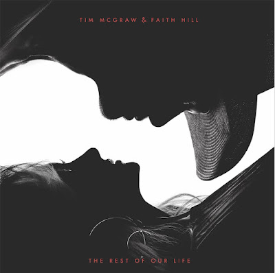 "Faith Hill & Tim McGraw Announce First Ever Album Together - ""The Rest Of Our Life"""