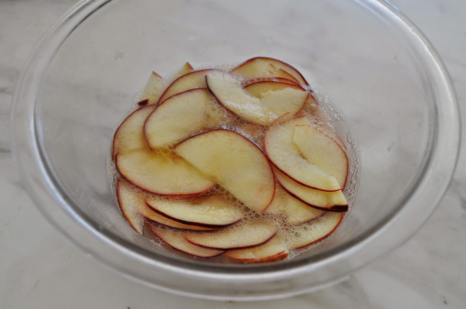 Healthy Diet: Apple Rose Puff Pastry