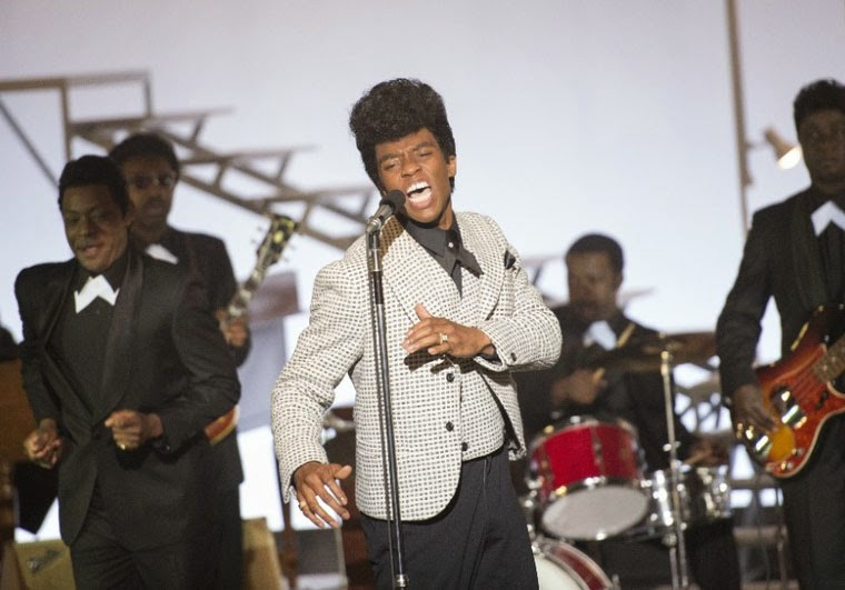 Chadwick Boseman James Brown Get On Up