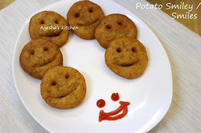 smiley french fries potato smiles