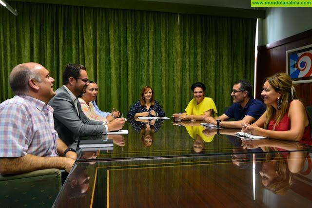 El Cabildo inicia la tramitación de las ayudas culturales y juveniles