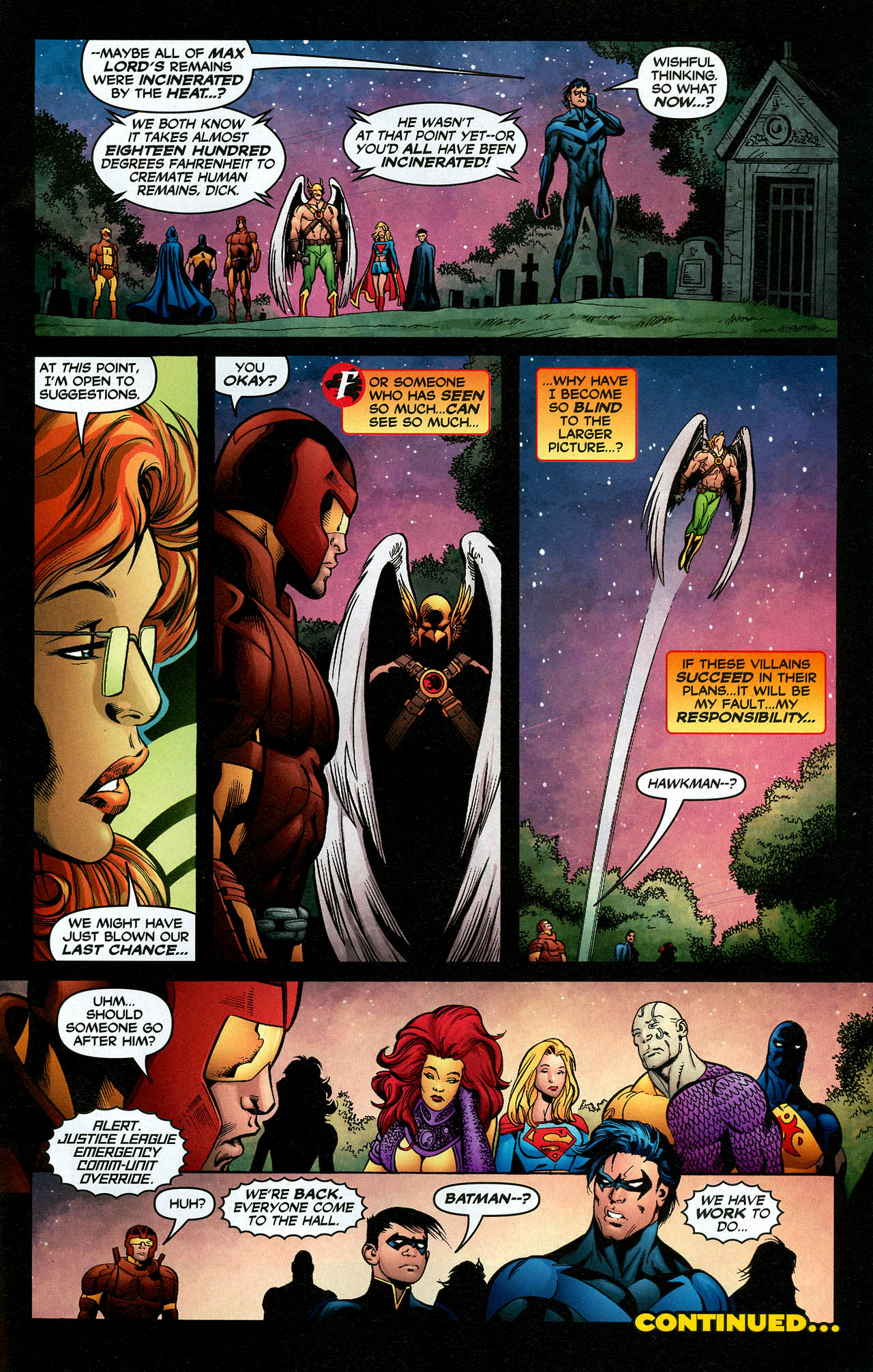 Read online Trinity (2008) comic -  Issue #14 - 31