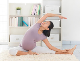 Pregnant Gymnastics To Simplify Delivery