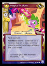 My Little Pony Magical Mailbox The Crystal Games CCG Card