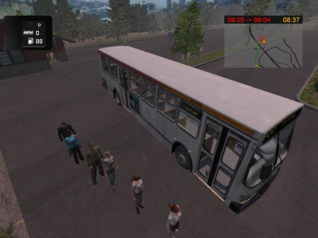 Bus y Cable Car Simulator San Francisco PC Full Descargar 2012
